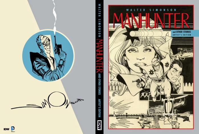 manhunter cover