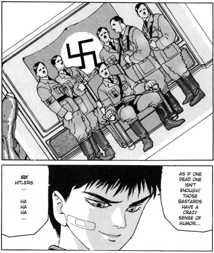Spriggan Hitler