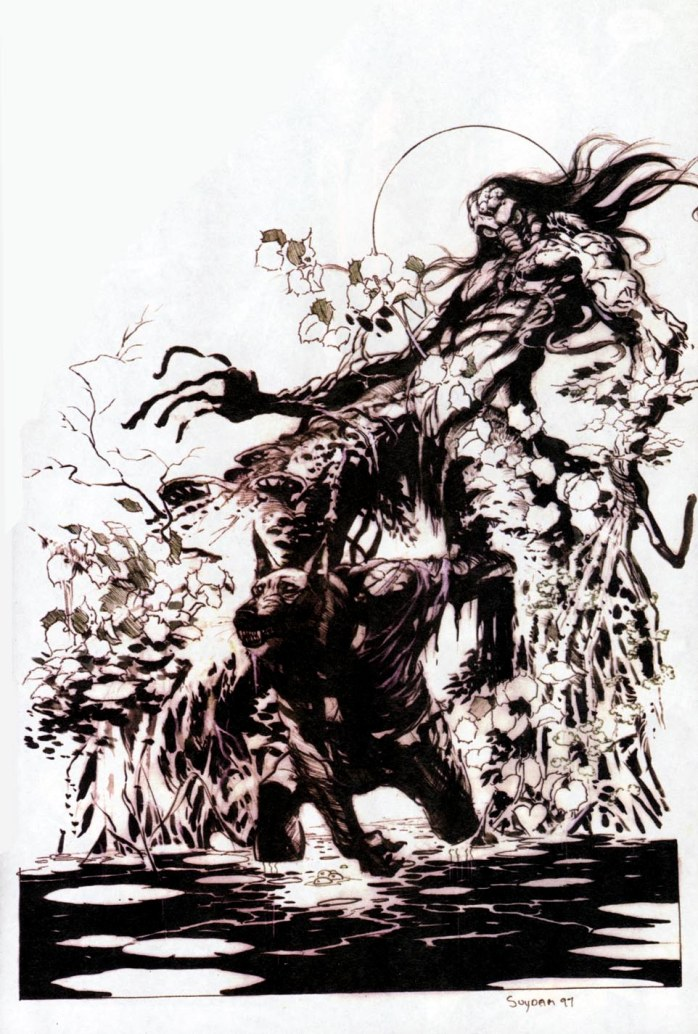 1 - Strange Tales Suydam