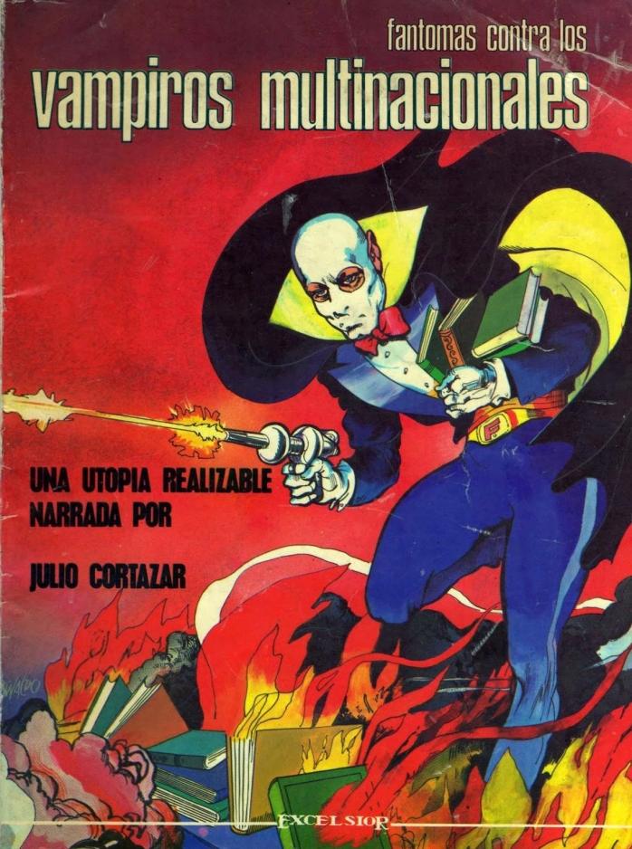 Fantomás de Julio Cortázar