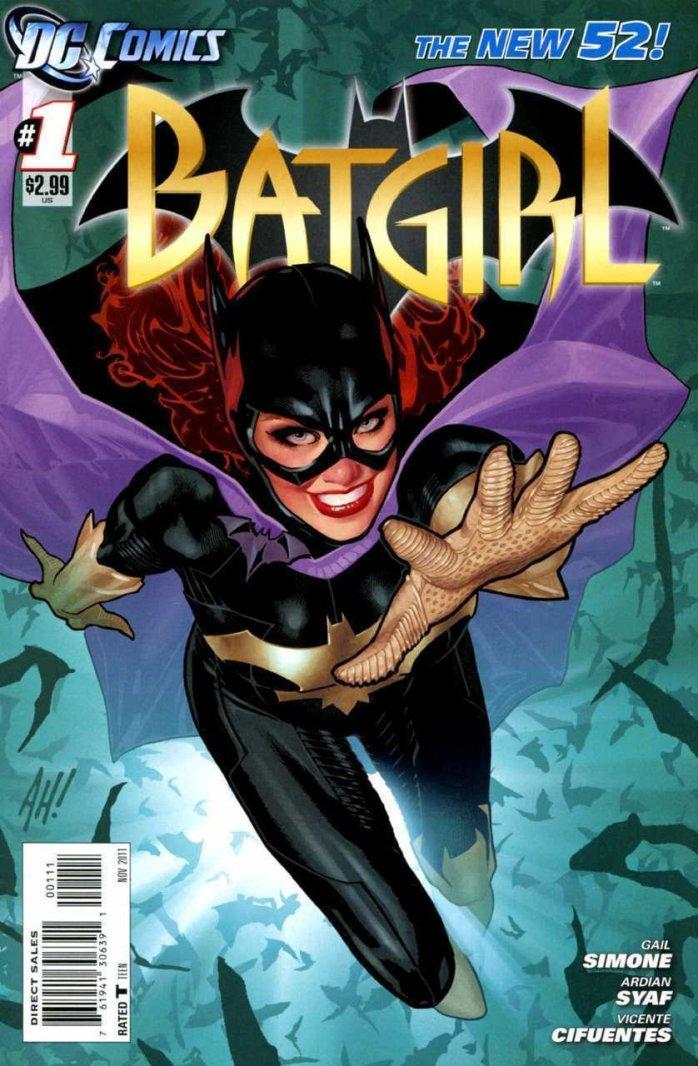 Batgirl Gail Simone