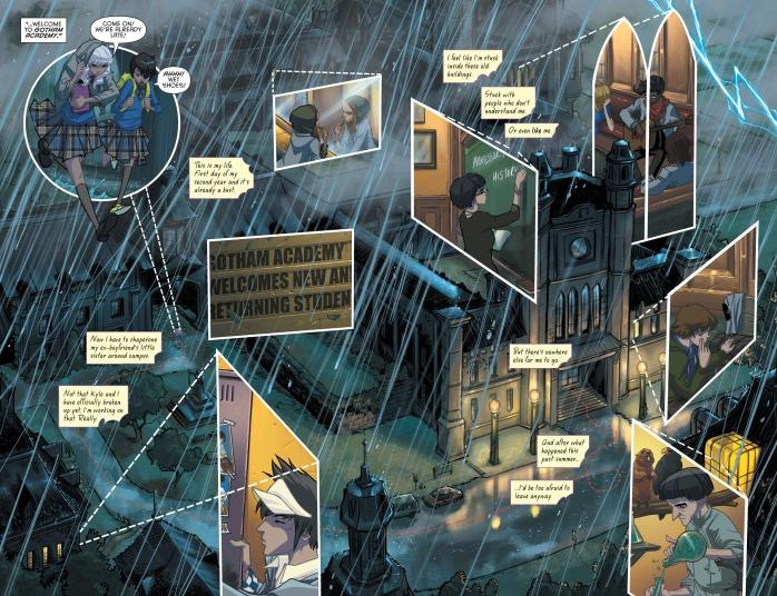 Gotham Academy (2014-) 001-004