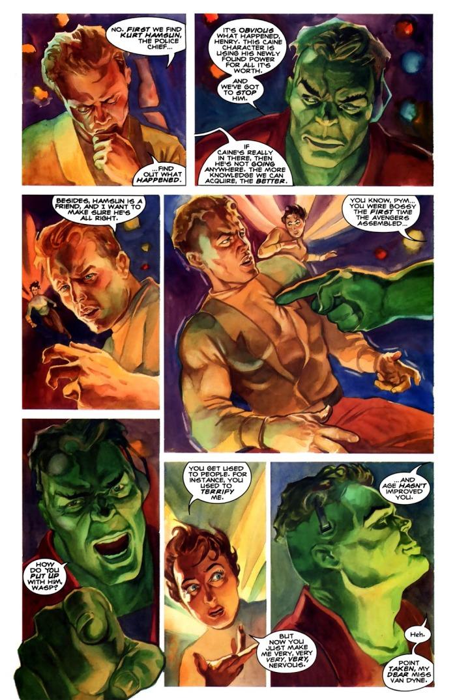 Hulk Ant-Man Wasp