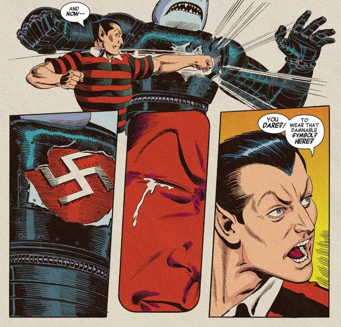 Marvel Comics Namor Sub Mariner