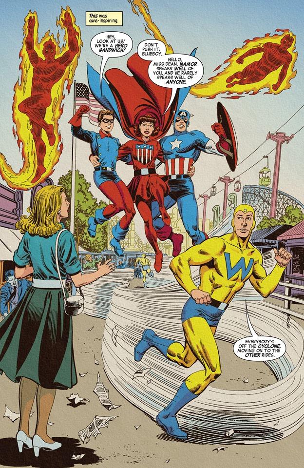 Marvel Snapshots Sub-Mariner Namor