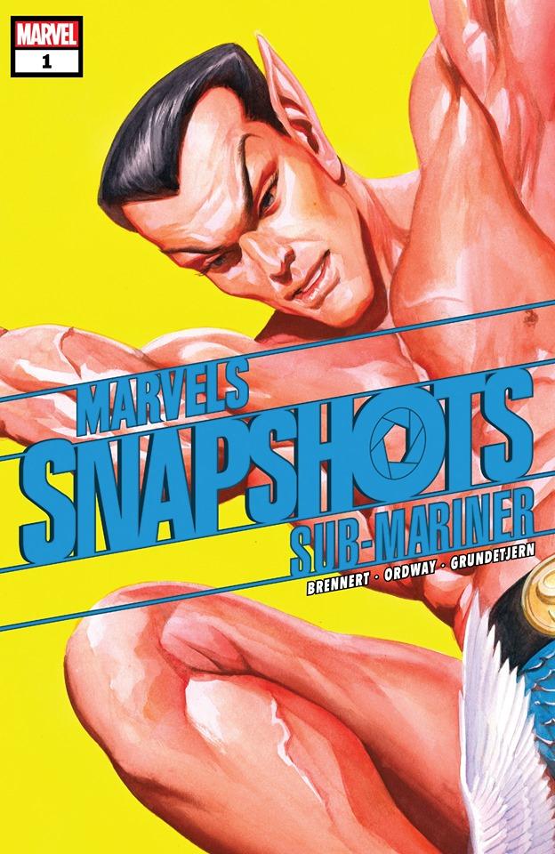 Marvel Snapshots Sub-Mariner