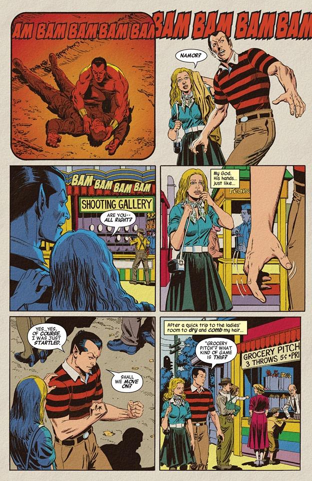 Sub-Mariner Marvel Snapshots