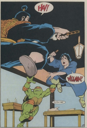 Tortugas Ninjas III
