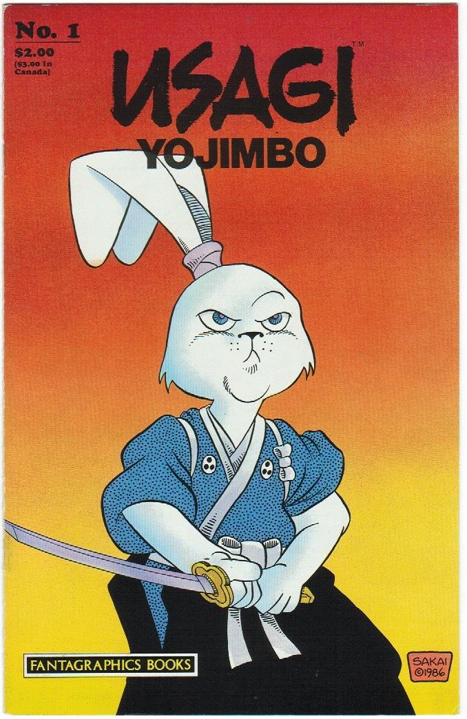 Stan Sakai Usagi Yojimbo