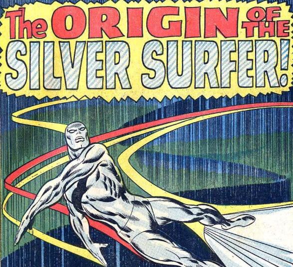 Silver Surfer John Buscema Stan Lee