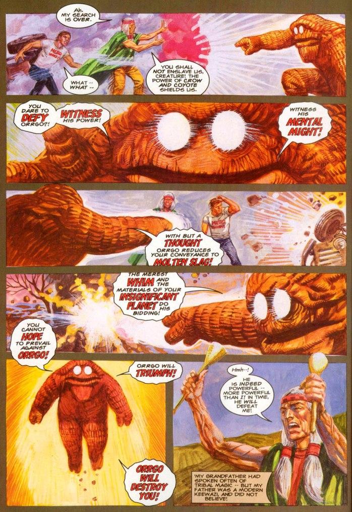 Marvel Select Strange Tales