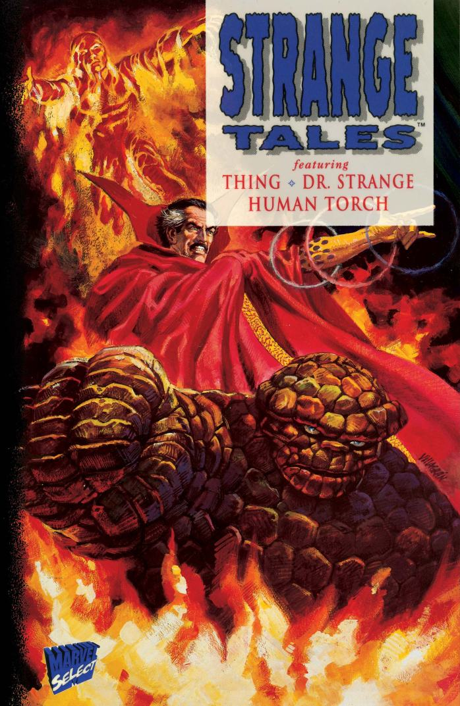 Strange Tales Marvel Select