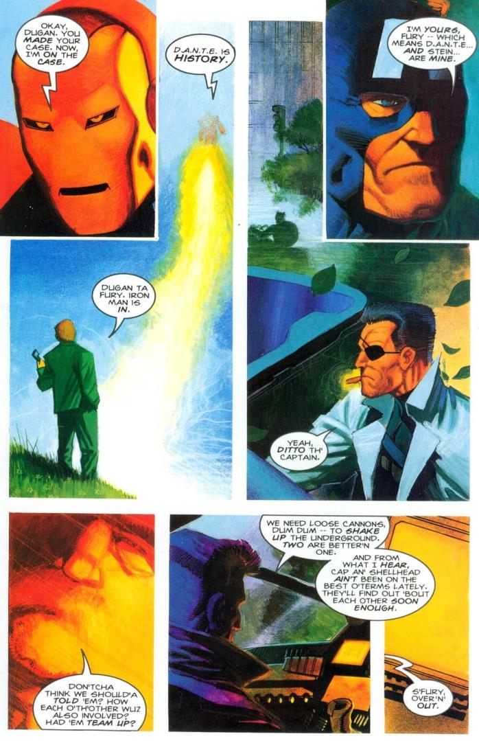 Iron Man Captain America Tales of Suspense