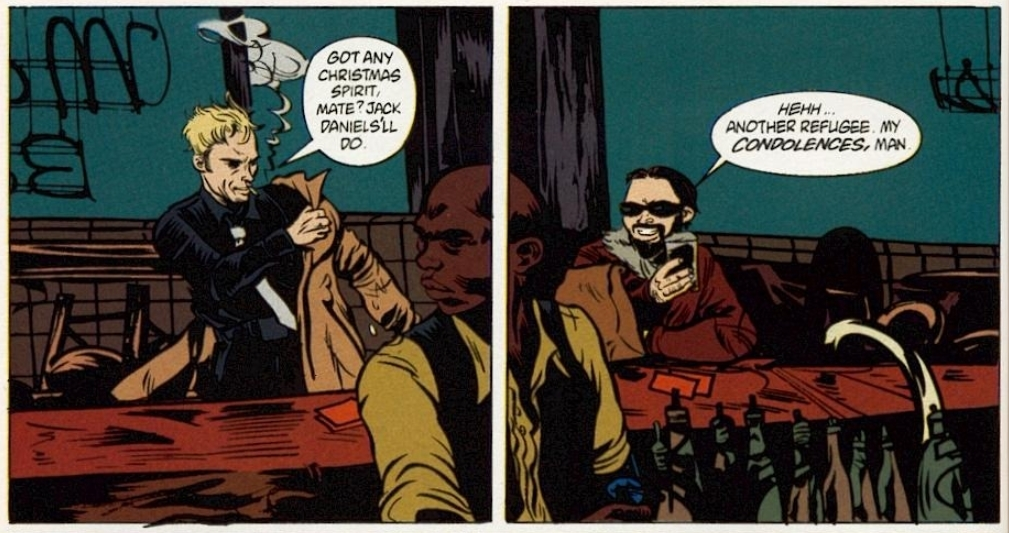 Paul Pope Hellblazer