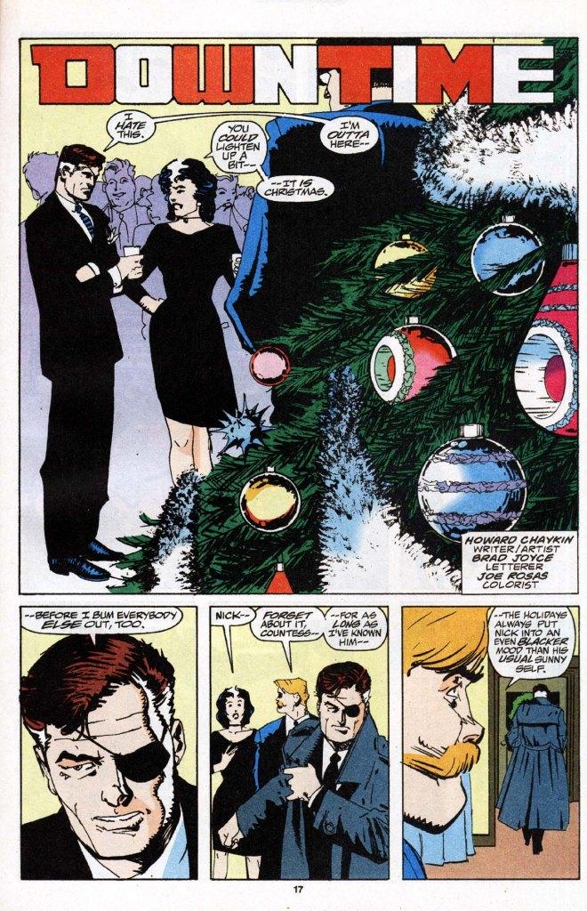 Marvel Holiday Special 1994-15