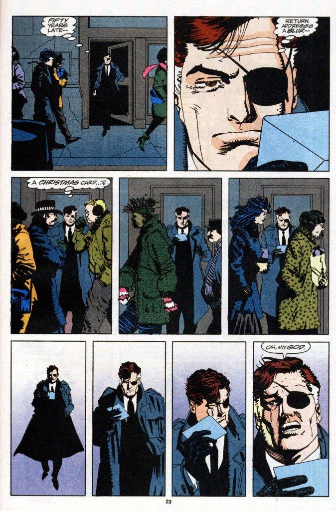 Marvel Holiday Special 1994-21