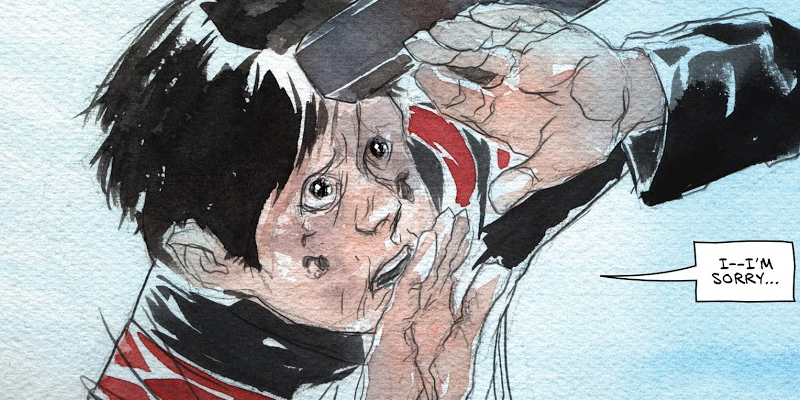 Descender Jeff Lemire Dustin Nguyen